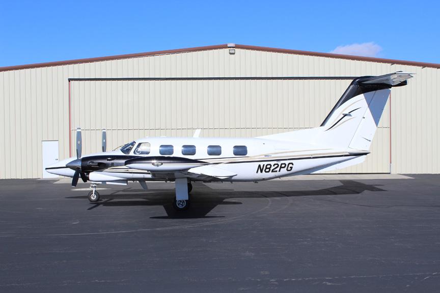 Cheyenne III N82PG